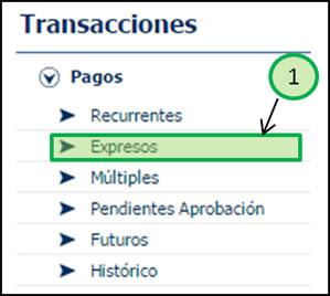 Pago en línea Banco Popular