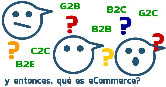 Qué es Comercio Electrónico?