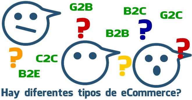 Electrónico según los participantes de la transacción