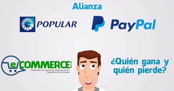 Alianza PayPal - Banco Popular Dominicano