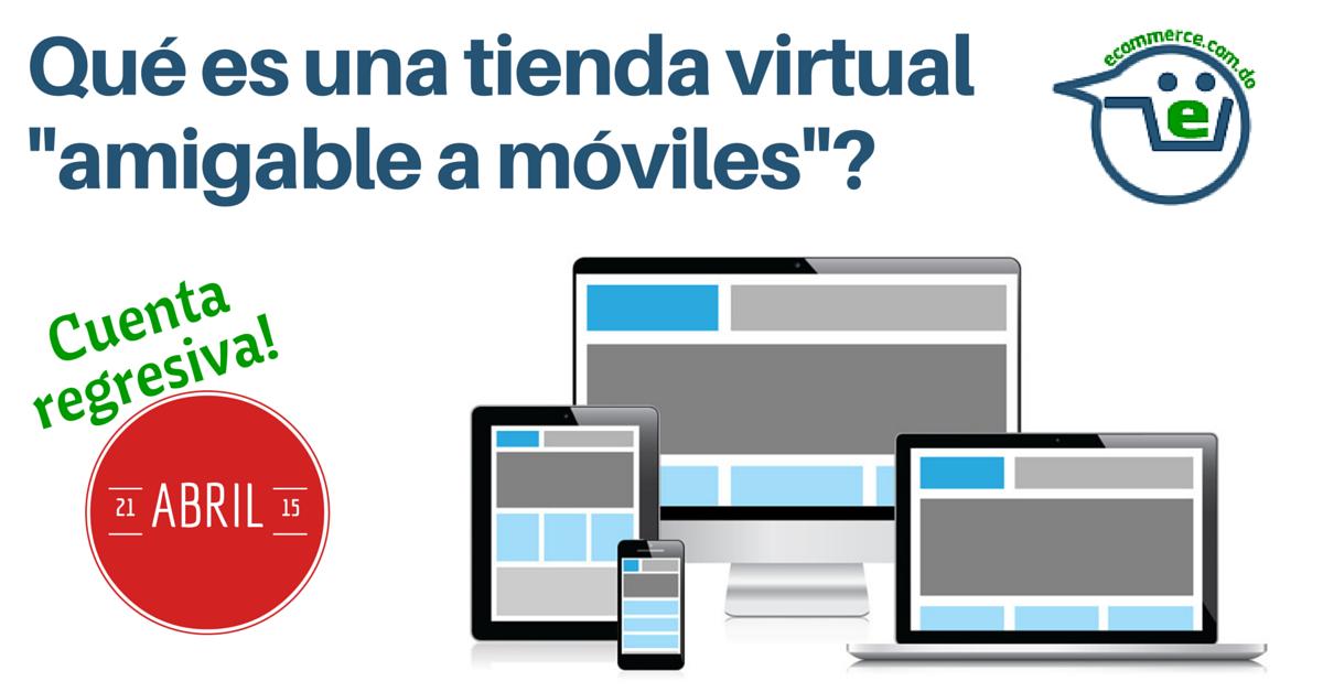 Hay factores escenciales que hacen que un sitio web sea amigable a móviles.