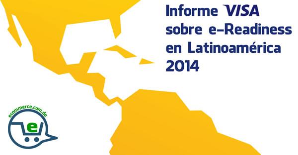 Informe sobre eReadiness en Latinoamerica 2014