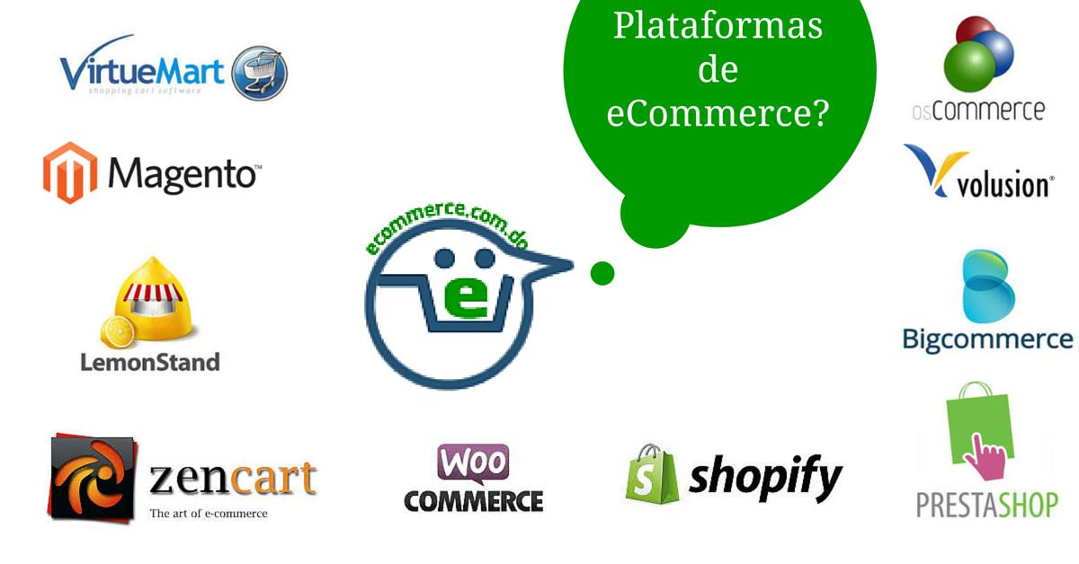 Plataformas de Comercio Electrónico