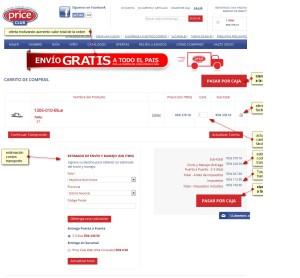Carrito Priceclub.com.do