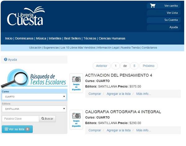 libreriacuesta.com