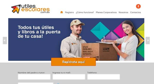 utilesescolares.com.do