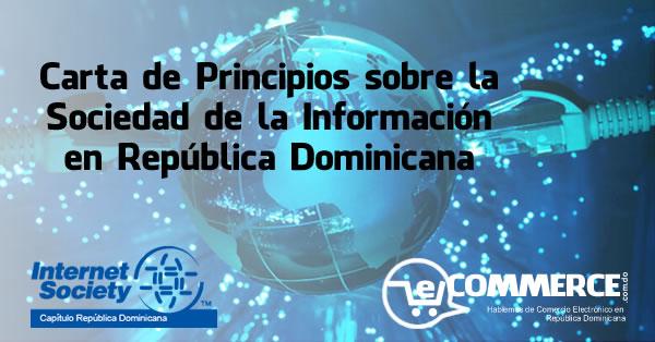 Carta Principios Internet República Dominicana
